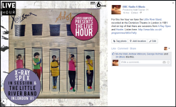X-Ray Spex in the 6 Music Live Hour